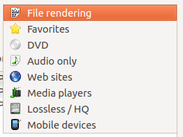 Kdenlive Rendering options2.png