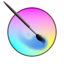 Krita Logo (as of 2.4)