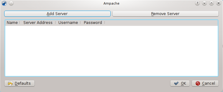 Remotecollections ampache client1.png