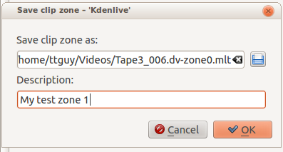 Kdenlive Save clip zone.png