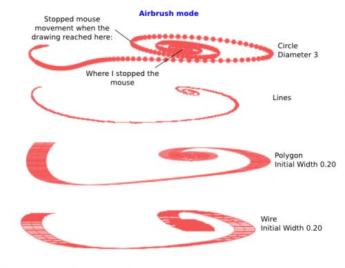 how to add pattern krita