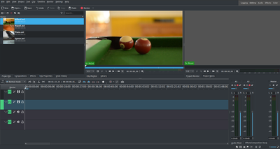 Linux Video Editors   DCJTech info