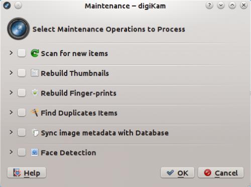 Digikam/Maintenance - KDE UserBase Wiki