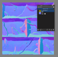 Krita Filter layer invert greenchannel.png