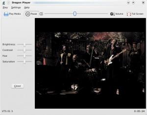Dragon Player - KDE UserBase W...