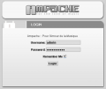 Remotecollections ampache login.png