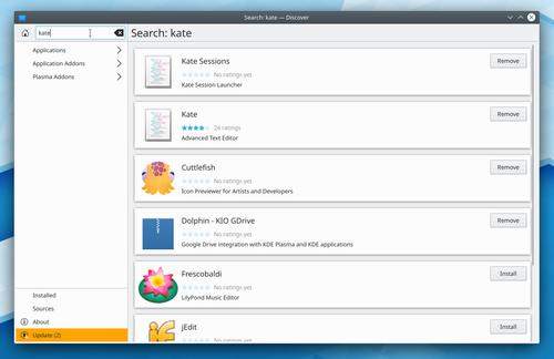 Tutorials/Install KDE software - KDE UserBase Wiki